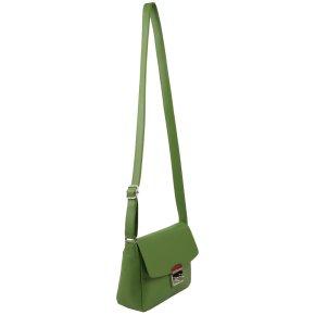 KETO Schultertasche green