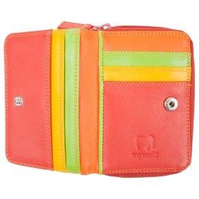 Small Wallet Zip Around Jamaica