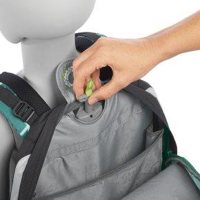 ScaleRale Schulrucksack cyber green