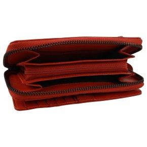 VALÈRIE Portemonnaie carrot