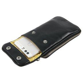 CLOUDBERRY Phonebag jet black