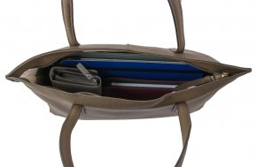 Cary 5 Schultertasche olive