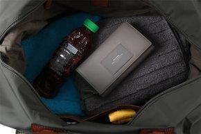 Bari Travel bag khaki