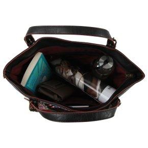CHANDY ROTTERDAM Handtasche negro