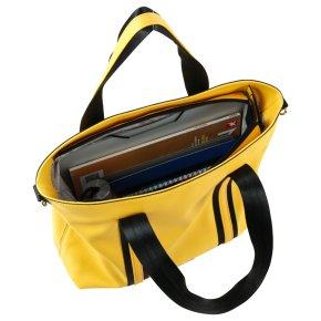 Luna II Shopper yellow