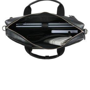 BUDDY Laptoptasche schwarz