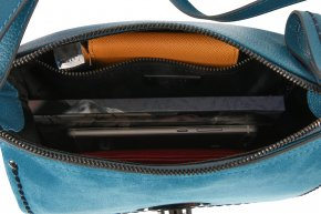 CalifCam Handtasche petrol