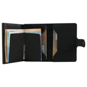 Miniwallet matte black