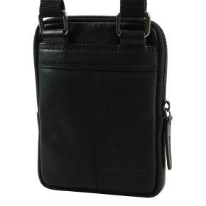blackwall black shoulderbag