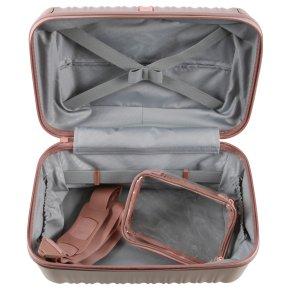 BARBARA GLINT Beauty Case rose metallic