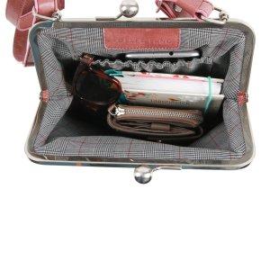 LOLA Handtasche vintage altrosa