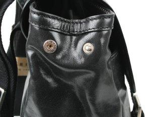 Latoprucksack schwarz