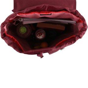 DAWSON Backpack windsor wine/ tan