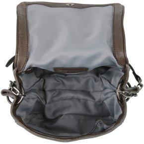 HERZSTÜCK Handtasche dark grey