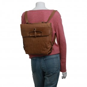 MRS. MINCE PIE 2in1 Rucksack iced coffee