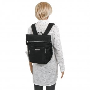 KLOSTERS Illa black Backpack