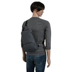 PUNCH 721 slate body bag grau