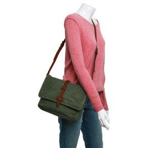 Aubrey cross bag khaki