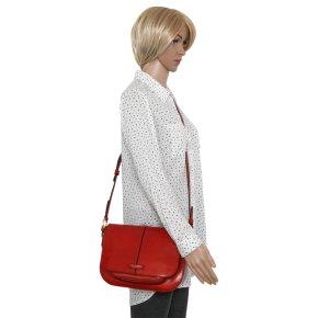 Damentasche rot