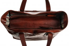 Businessbag Rindleder braun