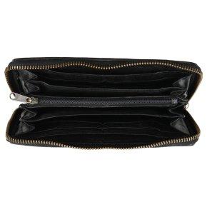 Brieftasche black/nero