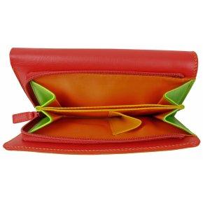 Medium Tri-fold Outer Zip Purse Jamaica