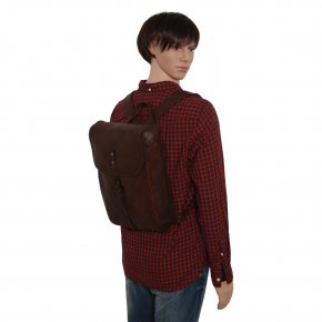 THE ZZ Laptoprucksack Single Malt