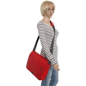PUNCH 49 red messenger bag