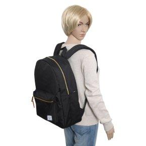 SETTLEMENT Rucksack mit Laptopfach black
