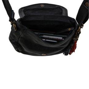 SONNENFELSGASSE 3 saddle bag S anthrazit